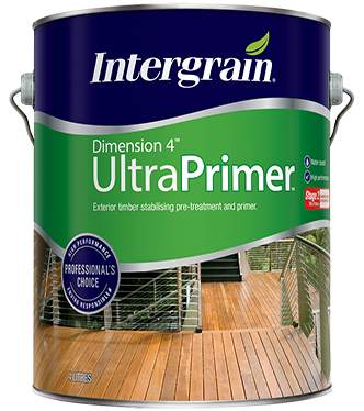 Intergrain - Dimension 4 Ultra Primer