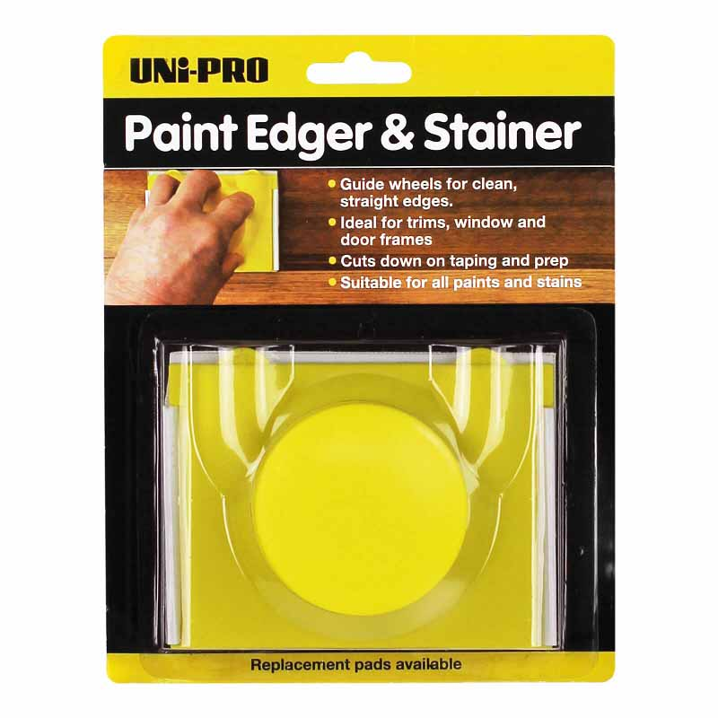 Unipro Paint Edger & Stainer