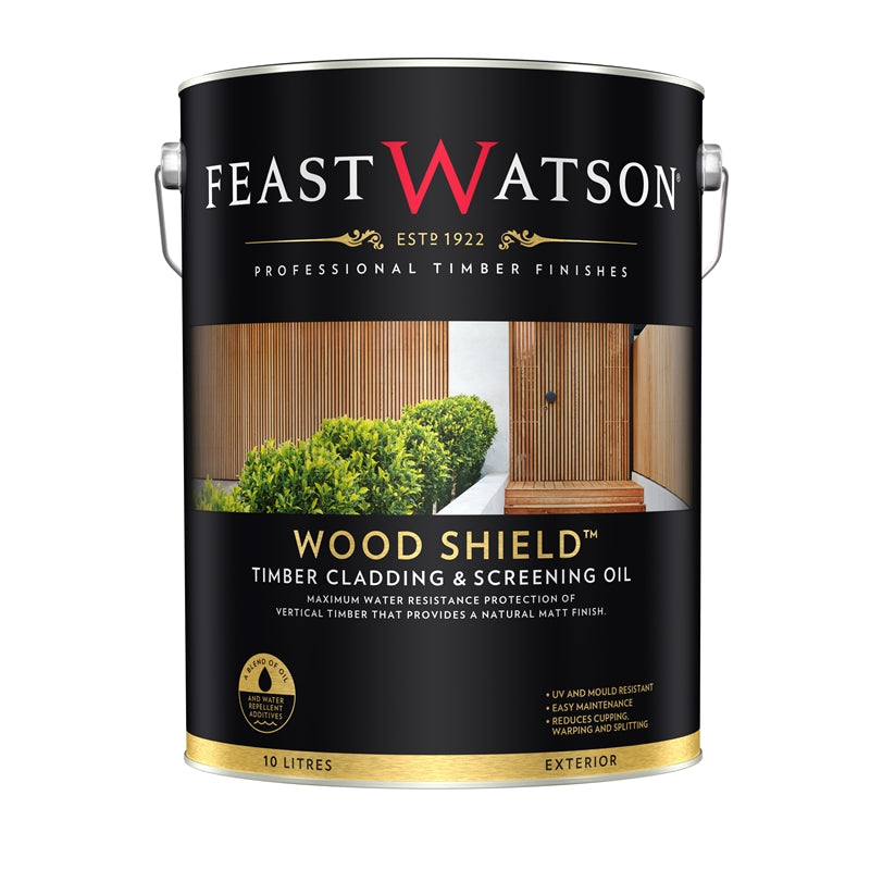 Feast Watson - Woodshield Natural - 10L