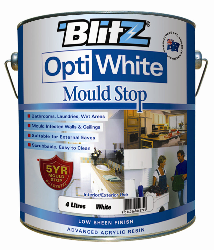 Blitz Opti White (Mould Stop)
