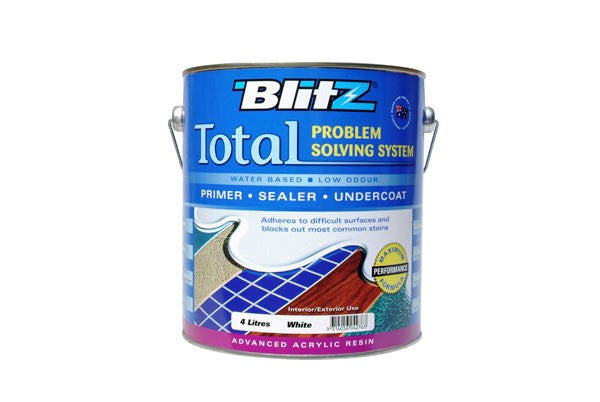 Blitz Total - Primer - Sealer - Undercoat