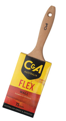 C&A 75mm Flex Wall Brush