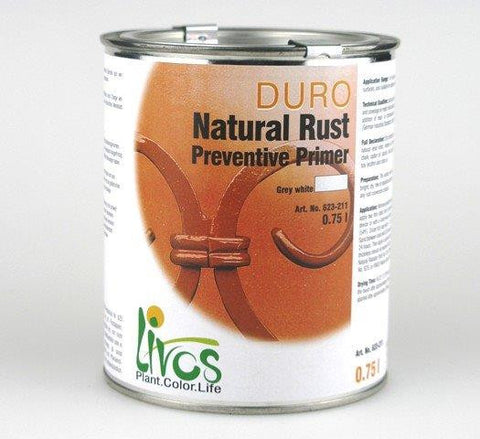 DURO Natural Rust Preventive Primer - Livos
