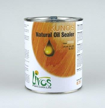 KUNOS Natural Oil Sealer - Livos