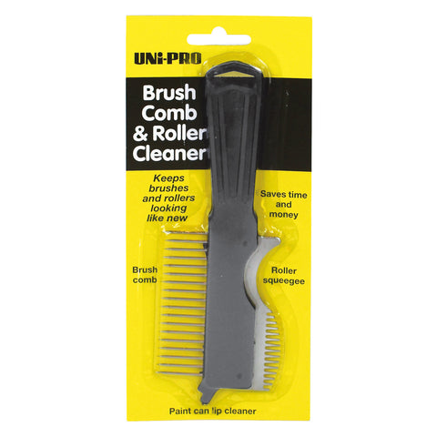 Brush Comb & Roller Cleaner