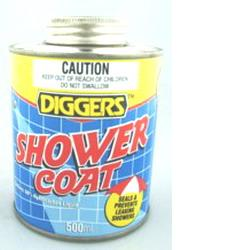 Diggers - Showercoat - 500ml