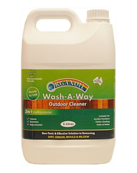 Wash-A-Way - Organoil