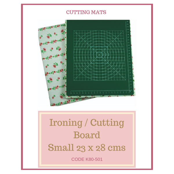 Small Ironing & Cutting Board 23 x 28 cms K80-501
