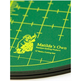 "Matilda's Own Rotary Cutting Mat 15"" Diameter S242"