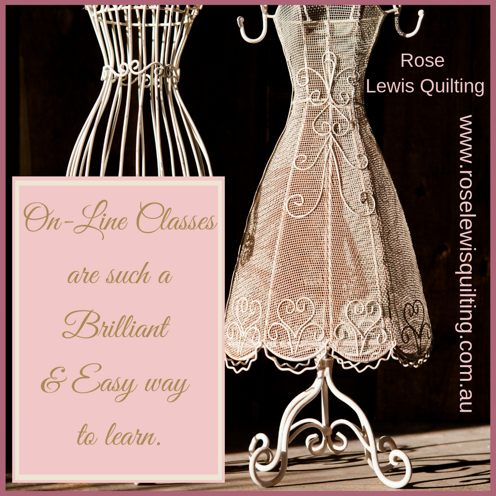 Rose Lewis's  Easy & Simple On-Line Classes