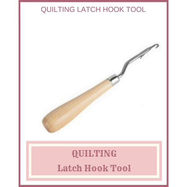 Latch Hook Tool