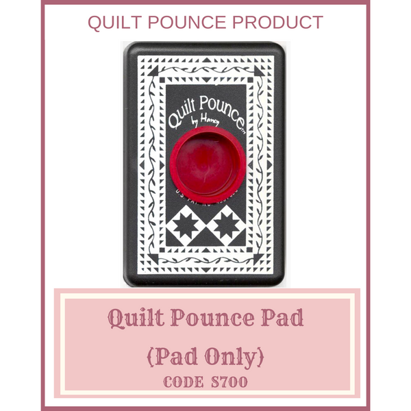 Quilt Pounce Pad S700