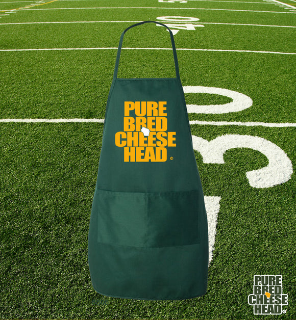 PUREBRED CHEESEHEAD™ APRONS