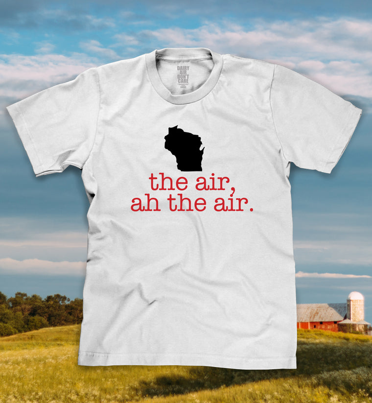 WISCONSIN AIR T-SHIRT