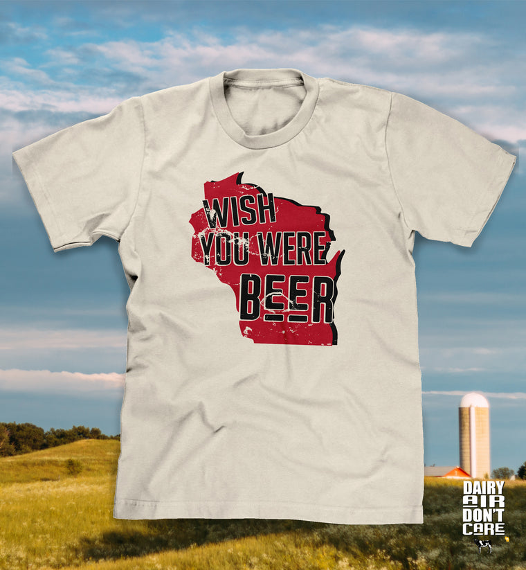 wisconsin beer shirt