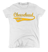 womens cheesehead t-shirt