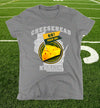 ladies cheesehead nation shirt