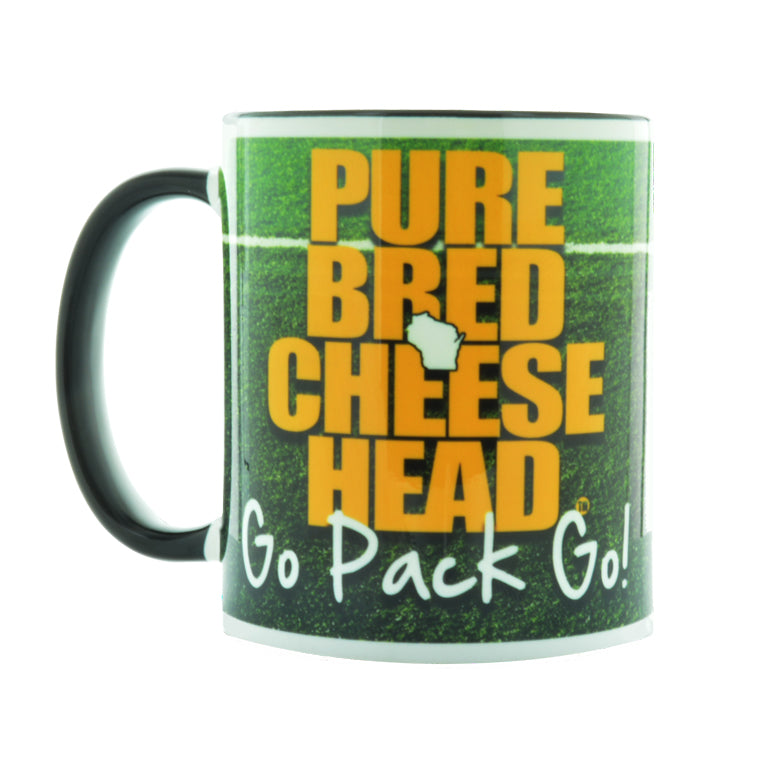 CHEESEHEAD COFFEE MUG