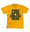 cheesehead kids t-shirt