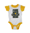 green bay packer baby shirt