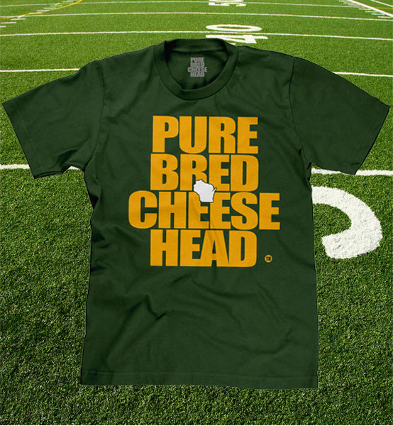 wisconsin kids green bay packer shirt