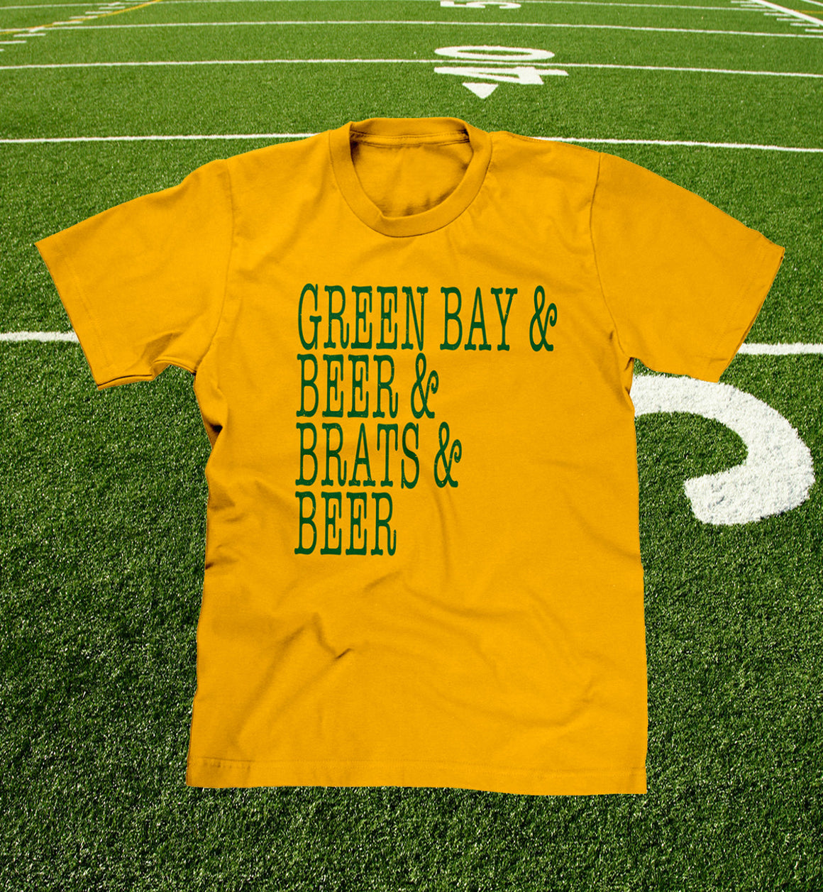 funny green bay packers t-shirt