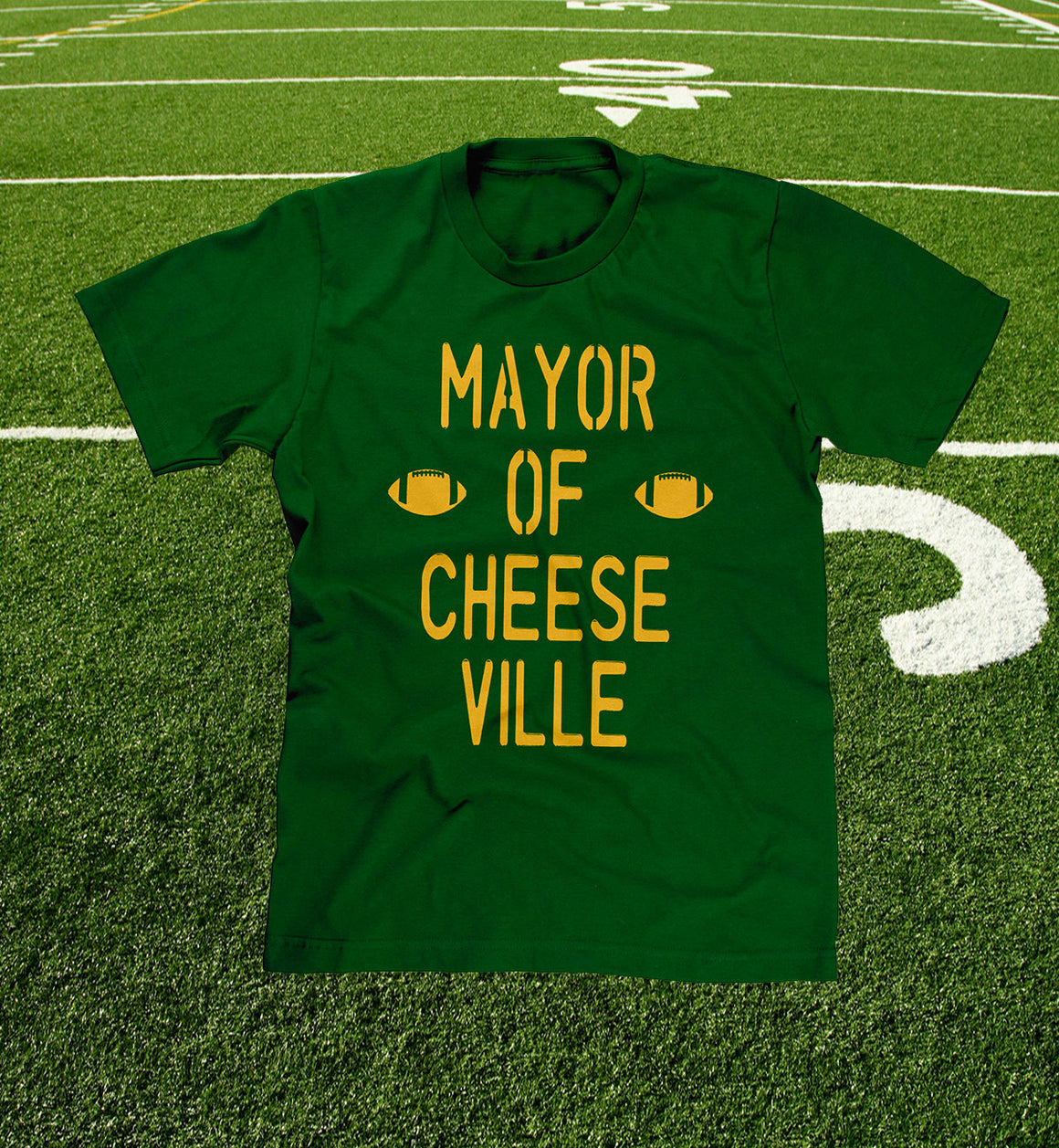 funny green bay packer t-shirt