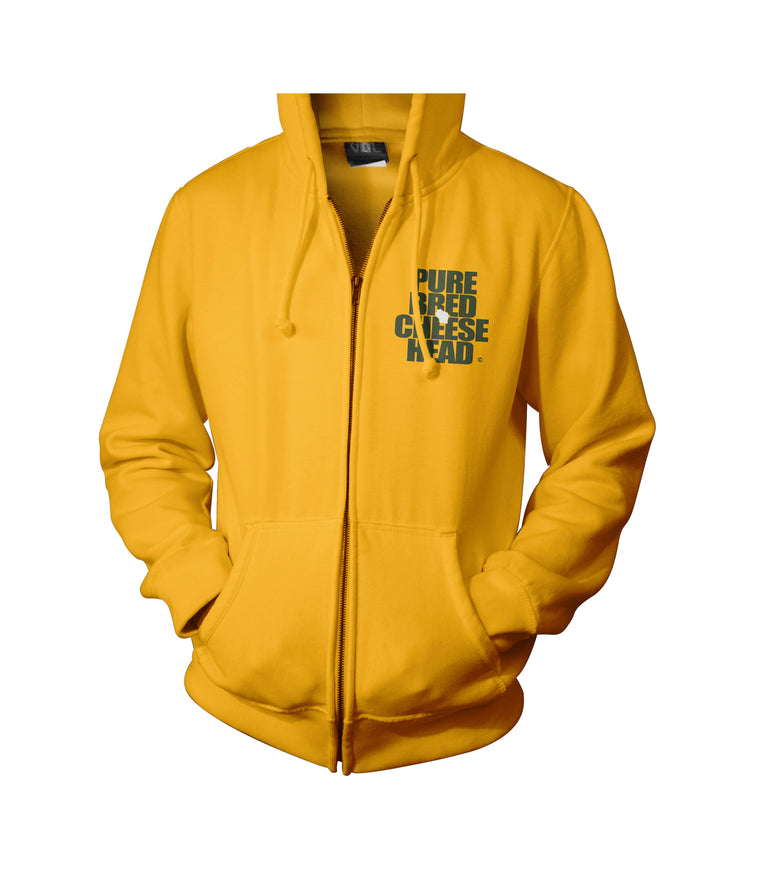 cheesehead sweatshirt