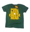 funny toddler wisconsin cheese shirt