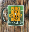 CHEESEHEAD COFFEE MUG PHOTO