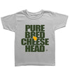 kids cheesehead shirt