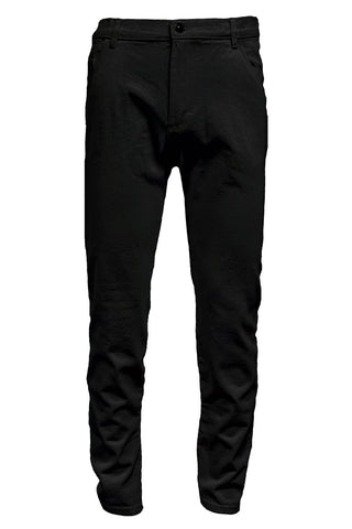 Big & Tall Black Slim Tapered Jeans