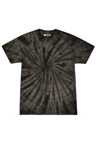 Black X-Ray Tie Dye T-Shirt
