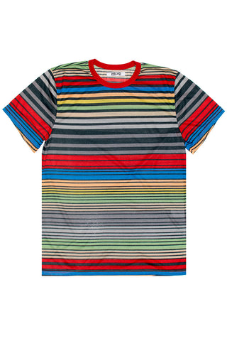 Prime Color Stripe Tee