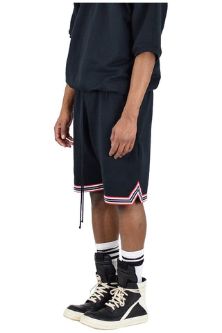Black Fleece Basketball Short