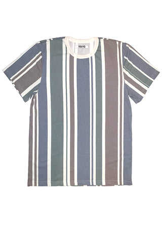 Retro Vertical Stripe Tee