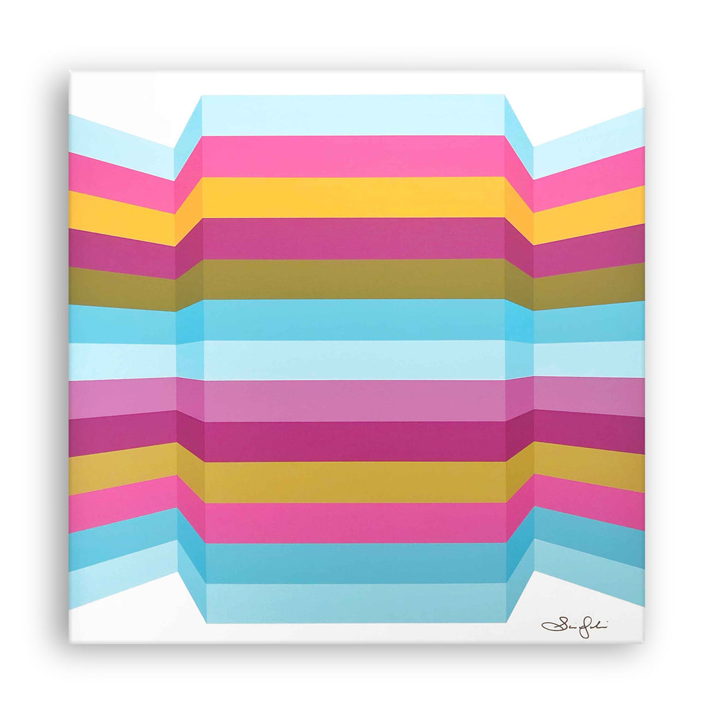 Salt Water Taffy | 36x36