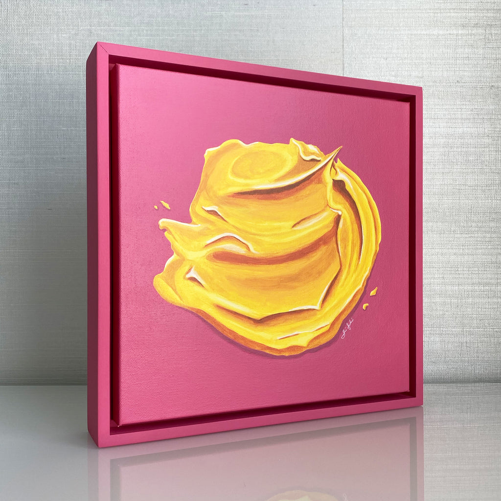 Yellow / Pink II