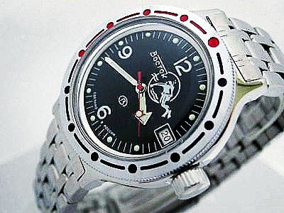 Affordable Watch Review - Vostok Amphibia