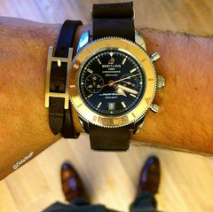 Nato Strap Collections, Breitling Superocean