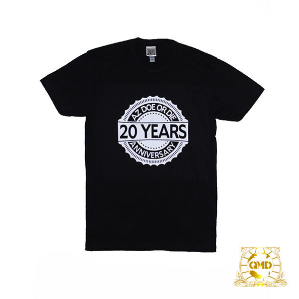 """Doe or Die"" 20th Anniversary (White) ""Limited Edition"""
