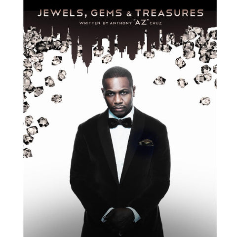 Jewels, Gems, & Treasures ( Paper Back )