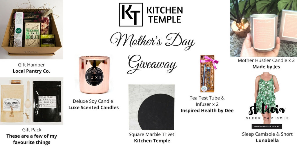 Mother's Day Giveaway - Spoil the one you love!