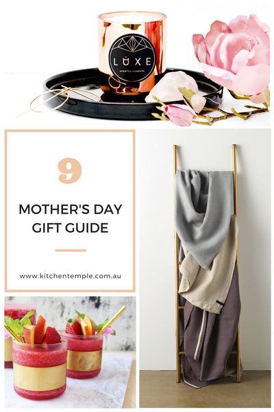 Mother's Day Present Gift Homewares Guide