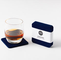 Nash Merino Wool Coasters