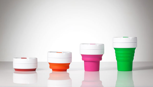 Stojo Pocket Collapsible Cup