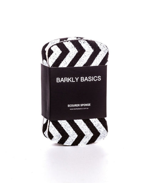 Kitchen Cleaning Barkly Basics Chevron Sponge