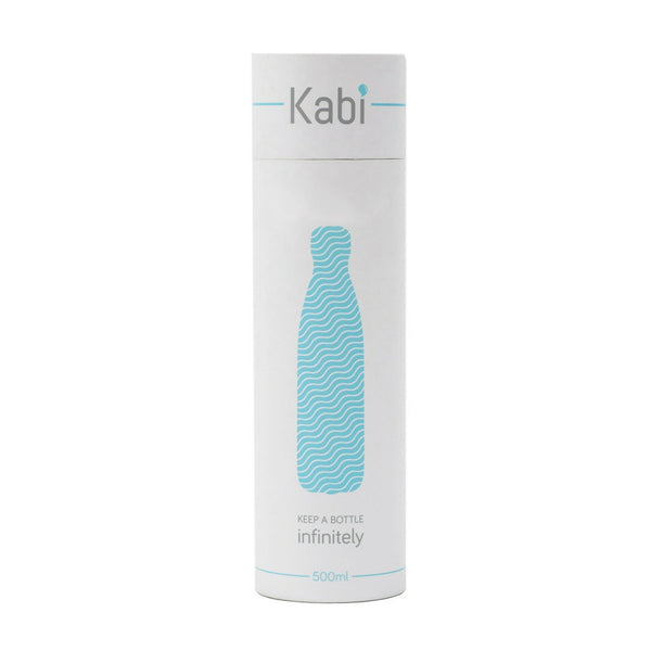 Drink Bottle - Kabi Bottle (500ml) - White Marble