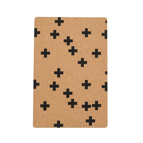 Tableware - Crosses Cork Placemat | Set Of 4