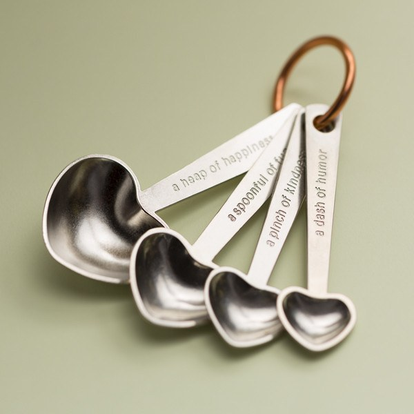 Kitchen | Tools,Collections - Quotes Measuring Spoons